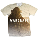 T-shirt World of Warcraft pour homme - Design: Durotan Fade