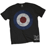 T-shirt The Who: Target Distressed