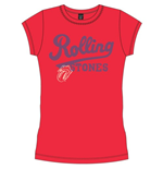 T-shirt The Rolling Stones pour femme: Team Logo