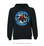 Sweat-shirt The Jam  unisexe - Design: Target Logo