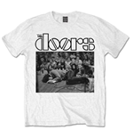 T-shirt The Doors: Jim on Floor