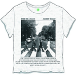 T-shirt Beatles - Abbey Road Songs