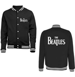 Veste Varsity The Beatles: Drop T Logo