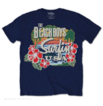 T-shirt The Beach Boys: Surfin USA Tropical
