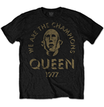 T-shirt Queen: We Are The Champions