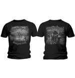 T-shirt Motorhead: Clean Your Clock B&W