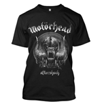 T-shirt Motorhead pour homme - Design: Aftershock