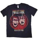 T-shirt Mötley Crüe  pour homme - Design: Theatre of Pain