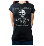 T-shirt Iron Maiden: The Book of Souls