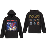 Sweat à Capuche Iron Maiden: Legacy Beast Fight