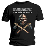 T-shirt Iron Maiden: Axe Colour