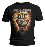T-shirt Iron Maiden: Eddie Exploding Head