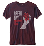 T-shirt Green Day Fashion: American Idiot