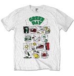 T-shirt Green Day: Dookie RRHOF
