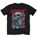 T-shirt Bullet For My Valentine: Skull Red Eyes
