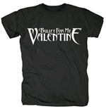 T-shirt Bullet For My Valentine  pour homme - Design: Logo