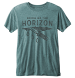 T-shirt Bring Me The Horizon: Wound
