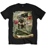 T-shirt Avenged Sevenfold  pour homme - Design: Scandinavia