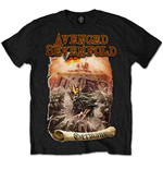 T-shirt Avenged Sevenfold  pour homme - Design: Germany