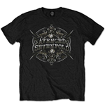 T-shirt Avenged Sevenfold  pour homme - Design: Reflections