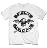 T-shirt Avenged Sevenfold: Moto Seal