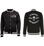 Veste Varsity Avenged Sevenfold: Death Bat