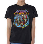 T-shirt Anthrax  241616