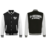 Veste Varsity 5 seconds of summer: Collegiate Logo