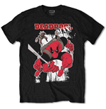 T-shirt Deadpool pour homme - Design: Deadpool Max