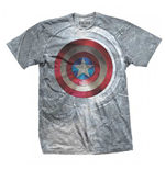 T-shirt Marvel Comics: Captain America Civil War Shield
