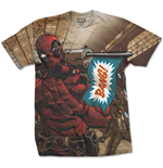 T-shirt Marvel Comics: Deadpool Bang