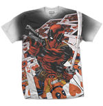 T-shirt Deadpool 241655