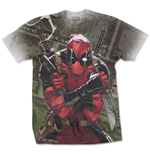 T-shirt Marvel Comics: : Deadpool Cash