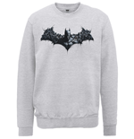 Sweat-shirt DC Comics: Batman Arkham Origins Shield