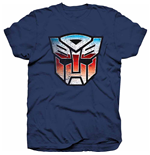 T-shirt Hasbro: Transformers Autobot Shield Distress