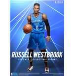 NBA Collection figurine Motion Masterpiece 1/9 Russell Westbrook 23 cm