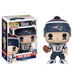 NFL POP! Football Vinyl Figurine Tom Brady (New England Patriots) 9 cm