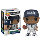 NFL POP! Football Vinyl Figurine Russell Wilson (Seattle Seahawks) 9 cm