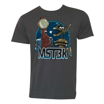 T-shirt Mystery Science Theater 3000 pour homme