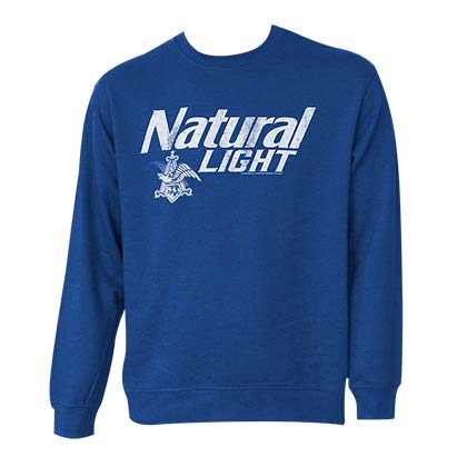 Sweat shirt Natural Light pour homme
