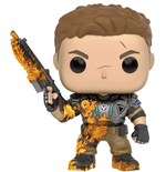 Gears of War POP! Games Vinyl Figurine JD Fenix Slimed GITD 9 cm