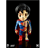DC Comics figurine XXRAY Wave 1 Superman 10 cm