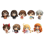 The Idolmaster Cinderella Girls Vol. 01 assortiment figurines 5 cm Chibi Minicchu (9)