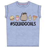 T-shirt Pusheen - Squad Goals