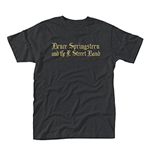 T-shirt Bruce Springsteen - Motorcycle Guitars