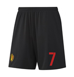 Short Belgique Football 2016-2017 Away