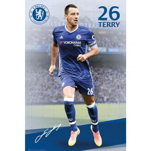 Poster Chelsea FC Terry