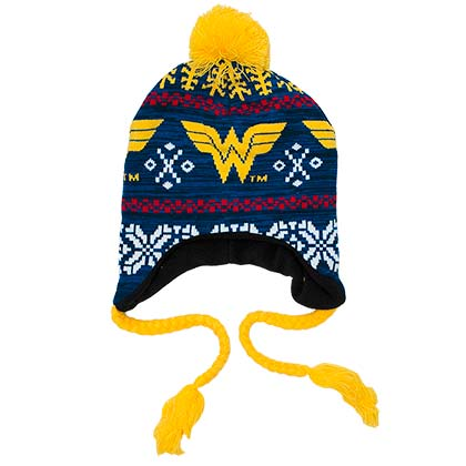 Bonnet Laplander Wonder Woman