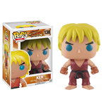 Street Fighter POP! Games Vinyl Figurine Ken 9 cm