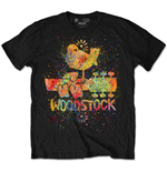 T-shirt Woodstock Special Edition: Splatter